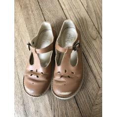 Chaussures à boucle ASTER Marron