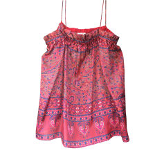 Tank Top BA&SH Red, burgundy