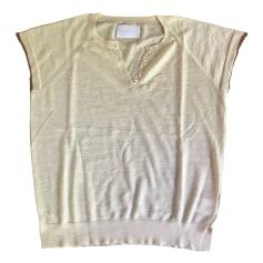 Tops, T-Shirt ZADIG & VOLTAIRE Gelb