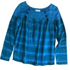Bluse BA&SH Blau, marineblau, türkisblau