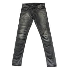 Jeans slim DIESEL Grigio, antracite