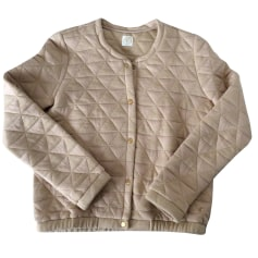 Jacket DES PETITS HAUTS Rose pâle dorée