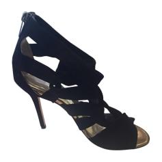 Heeled Sandals JIMMY CHOO Black