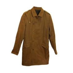 Imperméable, trench THE KOOPLES Marron