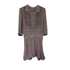 Mini-Kleid ZADIG & VOLTAIRE Mehrfarbig