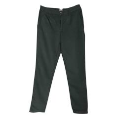 Pantalon droit BELLEROSE Vert