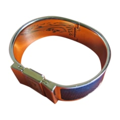 Wrist Watch HERMÈS Golden, bronze, copper