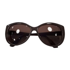 Sunglasses BULGARI Brown