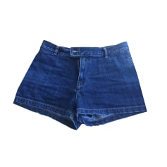 Short A.P.C. Bleu, bleu marine, bleu turquoise