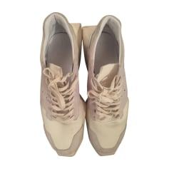 Sneakers RICK OWENS Weiß, elfenbeinfarben