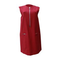 Midi-Kleid SONIA RYKIEL Rot, bordeauxrot