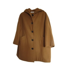 Coat SESSUN Beige, camel