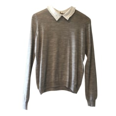 Sweater CLAUDIE PIERLOT Gray, charcoal