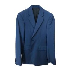 Veste de costume ÉTUDES STUDIO Bleu, bleu marine, bleu turquoise