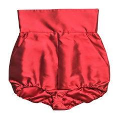 Shorts DOLCE & GABBANA Red, burgundy