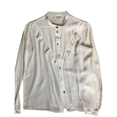 Shirt SÉZANE White, off-white, ecru
