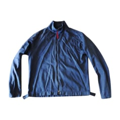 Zipped Jacket PRADA Blue, navy, turquoise