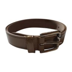 Skinny Belt DOLCE & GABBANA Beige, camel