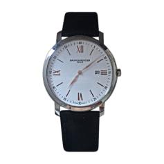 Orologio da polso BAUME & MERCIER Argentato, acciaio