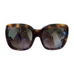 Sunglasses CÉLINE Brown