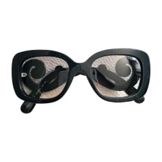 Sunglasses PRADA Black