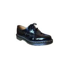 Chaussures à lacets  DR. MARTENS Noir