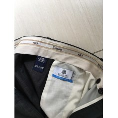 Pantalon de costume BURTON Gris, anthracite