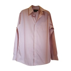 Shirt RALPH LAUREN Pink, Blue and White Stripes