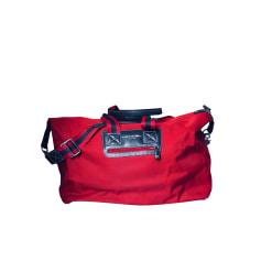 Tote Bag LANCEL Red, burgundy