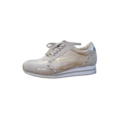 Sneakers LIU JO Gold, Bronze, Kupfer