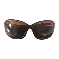 Sunglasses TOM FORD Brown