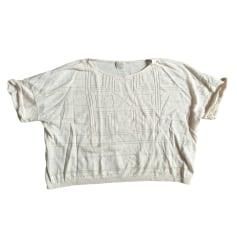 Top, t-shirt DES PETITS HAUTS Rosa, fucsia, rosa antico