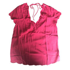 Blouse SÉZANE Pink, fuchsia, light pink