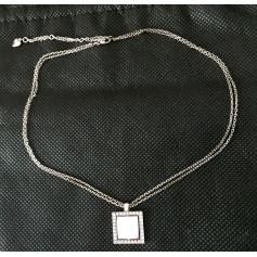Pendentif, collier pendentif ALAIN ROURE Argenté, acier