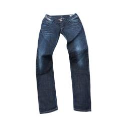 Pantalone DIESEL Blu, blu navy, turchese