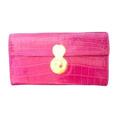 Wallet RALPH LAUREN Pink, fuchsia, light pink