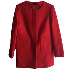 Manteau 1.2.3. Rouge, bordeaux