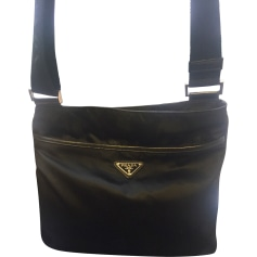 Small Messenger Bag PRADA Black