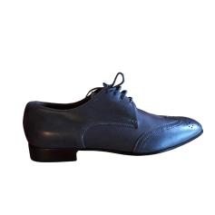 Chaussures à lacets  AGNÈS B Gris, anthracite