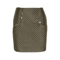 Mini Skirt SANDRO Green