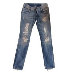 Skinny Jeans DIESEL Blue, navy, turquoise