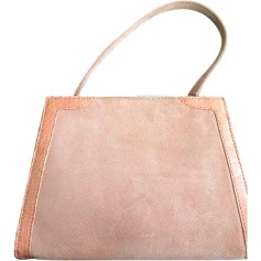 Lederhandtasche LOEWE Pink,  altrosa