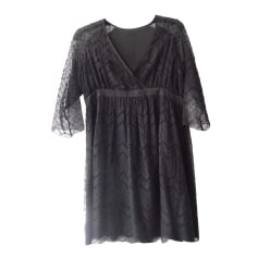 Mini Dress IKKS Black