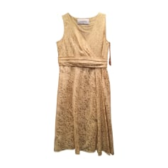 Midi Dress VALENTINO Yellow