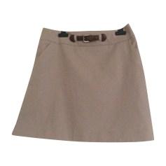 Mini Skirt PAULE KA Ficelle
