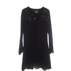 Mini Dress SANDRO Black
