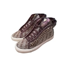 Sneakers GUESS Braun