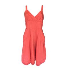 Midi Dress TARA JARMON Pink, fuchsia, light pink