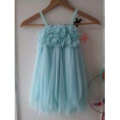 Robe REPETTO Bleu, bleu marine, bleu turquoise