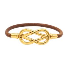 Bracelet cuir homme hermes occasion